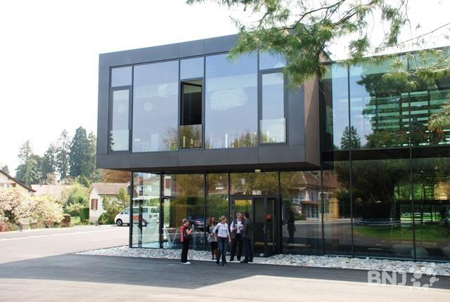 quinzaine de l architecture contemporaine rtn votre radio r gionale. Black Bedroom Furniture Sets. Home Design Ideas